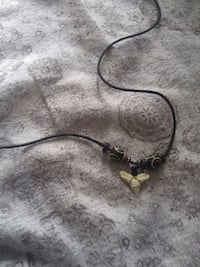 black necklace with shark tooth pendant Peterborough, K9J 8K2
