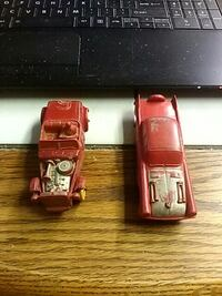 red coupe and convertible  vintage rubber Baltimore, 21226