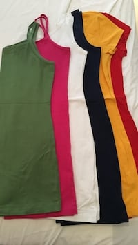 Cotton long top/dress 4$each Mississauga, L5B