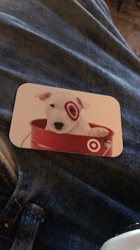 $100 target card Frederick, 21702