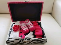Nursery Nooks baby gift in a box