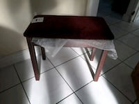 Piano stool with storage space. Liverpool, L13