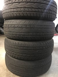 4 225/65/17 Tires Pittsburgh, 15237