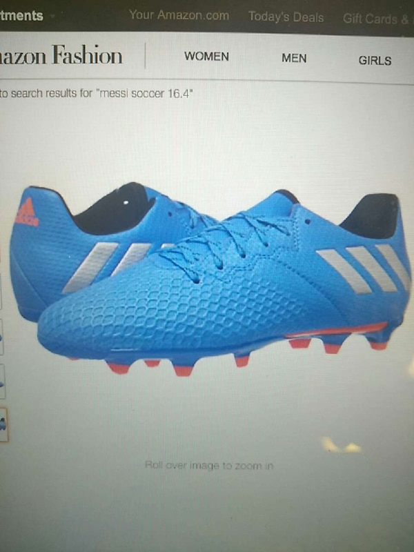 Adidas Messi Soccer shoes16 4