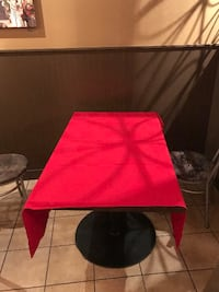 Commercial Grade Red Table Cloths