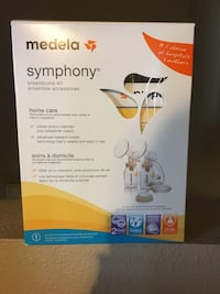 Medela Symphony Breastpump Kit  Calgary