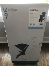 Brand New UppaBaby Rumble Seat