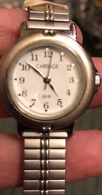 Carriage Watch needs battery (make Offer ) Pleasant Hill, 97455