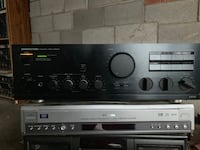 Amplifier ,lots of cds  and players and speakers combo $250 OBO Toronto, M8Y