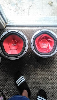 12in subwoofers