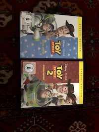 TOY STORY 1&2 Hamburg, 21035