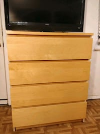 Nice chest dresser with big drawers in great condi Annandale, 22003