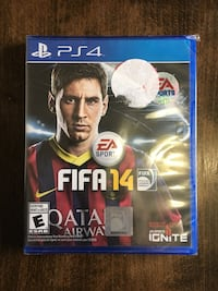 EA Sports FIFA 16 PS4 game case London, N6G 5R6