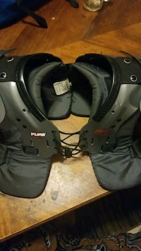 Youth small Football shoulder pads