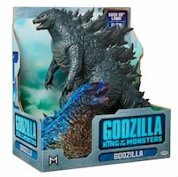 """Godzilla King of the Monsters 20"""" tall Action Figure"""