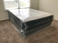 BRAND NEW DOUBLE SIDED QUEEN MATTRESS SET WITH FRE Sudley Springs, 20109