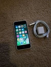 space gray iPhone 6 with charger Falls Church, 22042