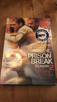 Prison break season 2 Edmonton, T5T 3C3