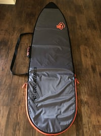 """Creatures Surf Board Bag Cover - 6'7"""" Never Used Santa Ana, 92626"""