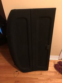 Mazda 3 2007 trunk cover Châteauguay