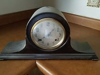 brown wooden mantle table clock Phoenix, 85029