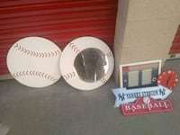 Baseball room decor San Bernardino, 92407