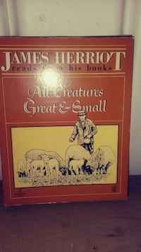 James Herroit all creatures great and small book
