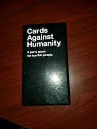 Cards against humanity game  Alexandria, 22304