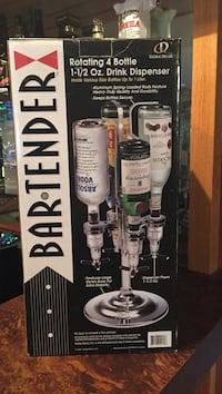 Bartender drink dispenser boxperfect for parties !!!! Laval, H7W 1H7