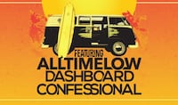 2 Tickets to All Time Low & Dashboard Confessional Rockville
