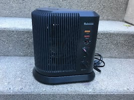 Holmes Thermal Curve Oscillating Heater