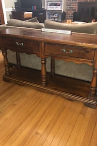 Vintage pine sofa table Silver Spring, 20906