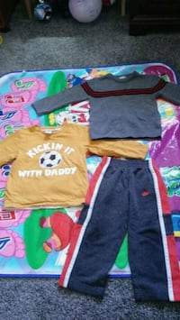 Outfits size 3T all by $10 Omaha, 68132
