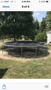 15' trampoline best offer 36 mi