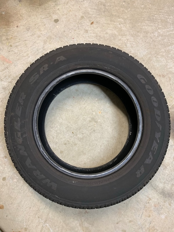 "Near New Goodyear 20"" Tire 57346511-2d8c-491b-9bcb-6d8323544091"