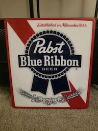Pabst Light Up Sign Broomfield, 80020