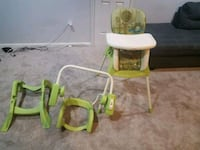 3 in 1 high chair Germantown, 20876