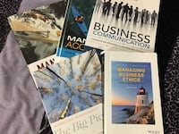 Business, Management, Managerial and Accounting Books PKG Toronto, M6C 3P8