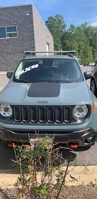 2017 Jeep Renegade Prince Frederick