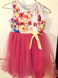 Girls dress size 6x excellent condition Langley, V3A 7E9