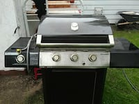 black and gray gas grill Windsor, N9J 1C2