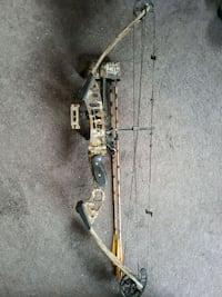 PSE diamond back bow 219 mi