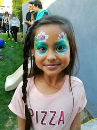 Face painting Artesia, 90701