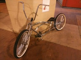 26 all twisted Long Beach cruiser lowrider