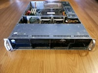 SuperMicro server MAKE YOUR OFFER Laval, H7P 6G1