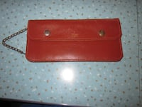 Vintage Top Grain Cowhide Leather Chain Wallet Winnipeg