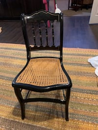 Cane bottom chairs MONTGOMERYVILLAGE