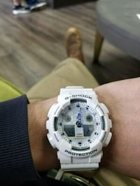 white Casio G-Shock digital watch Maryville, 37801