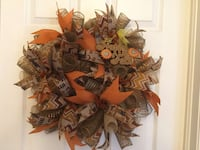 Fall Wreath St. John's, A1A 6C3