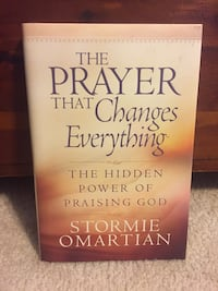 The Prayer that Changes Everything The Hidden Power of Praising God by Stormie Omartian book Saint Augustine, 32092